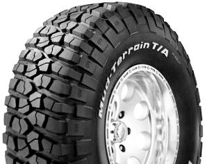 BF Goodrich Mud Terrain T/A KM2 255/85 R16 119/116Q LRD RWL M+S 3PMSF