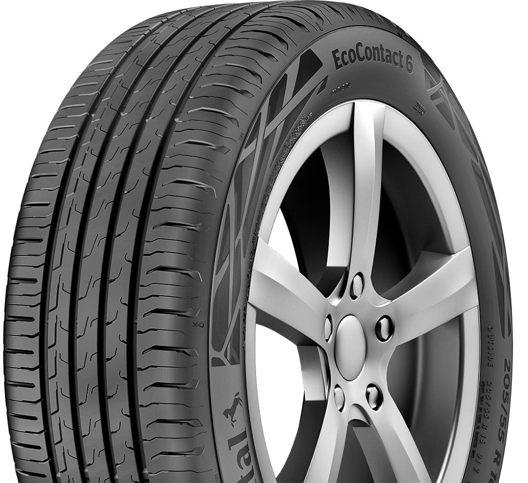 Continental EcoContact 6 195/50 R15 82V