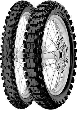 Pirelli Scorpion MX Extra J 2.75-10 37J R TT NHS