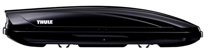 Strešný box Thule Motion Sport 600 Black