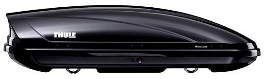 Strešný box Thule Motion M 200 Black