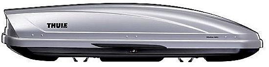 Strešný box Thule Motion Sport 600 Silver