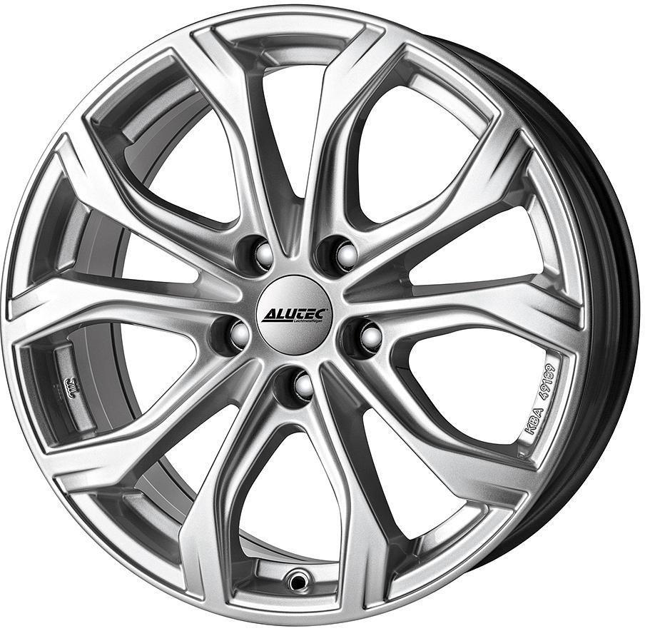 Alutec W10 Polar Silver PS