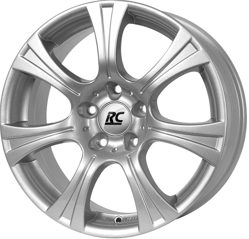Brock RC15 Van Kristall Silber KS