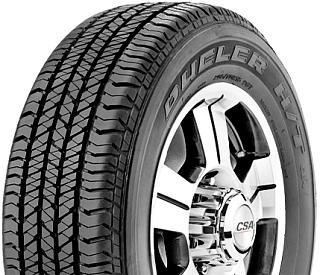 Bridgestone Dueler H/T 684 II 265/65 R17 112S
