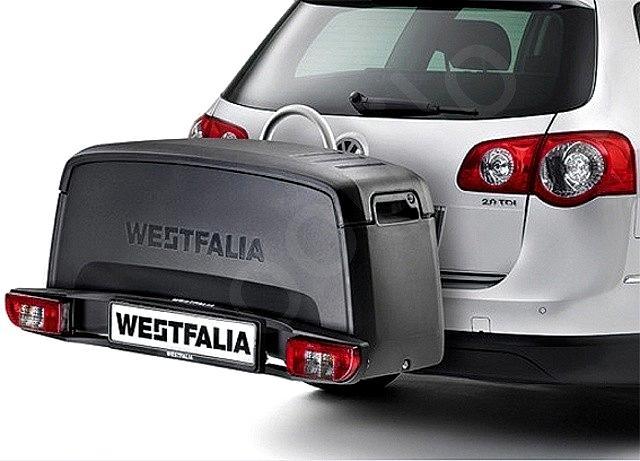 Nosič bicyklov Westfalia Portillio Box 200l
