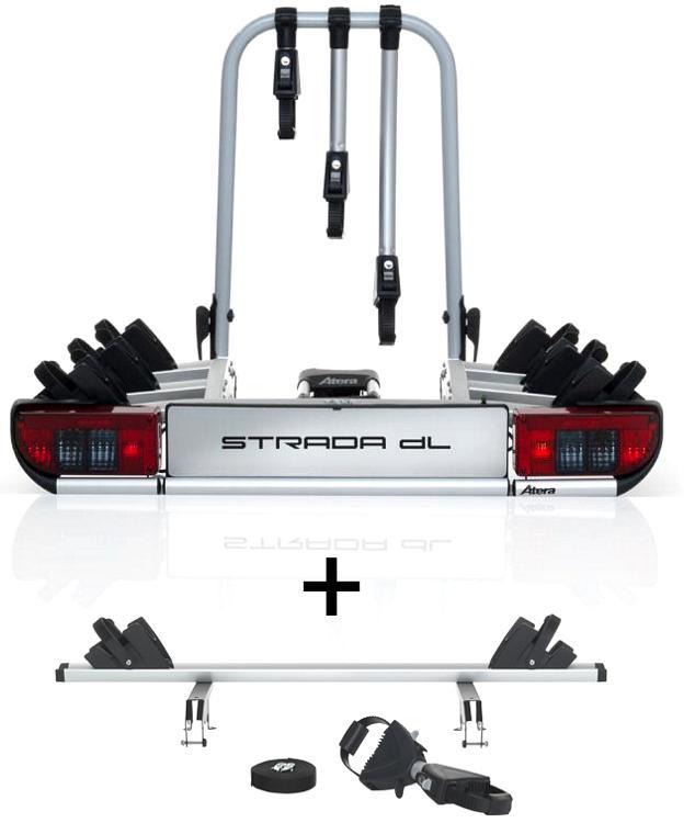 Nosič bicyklov Atera Strada DL3 + adaptér