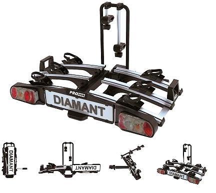 Nosič bicyklov ProUser Bosal Compact Premium