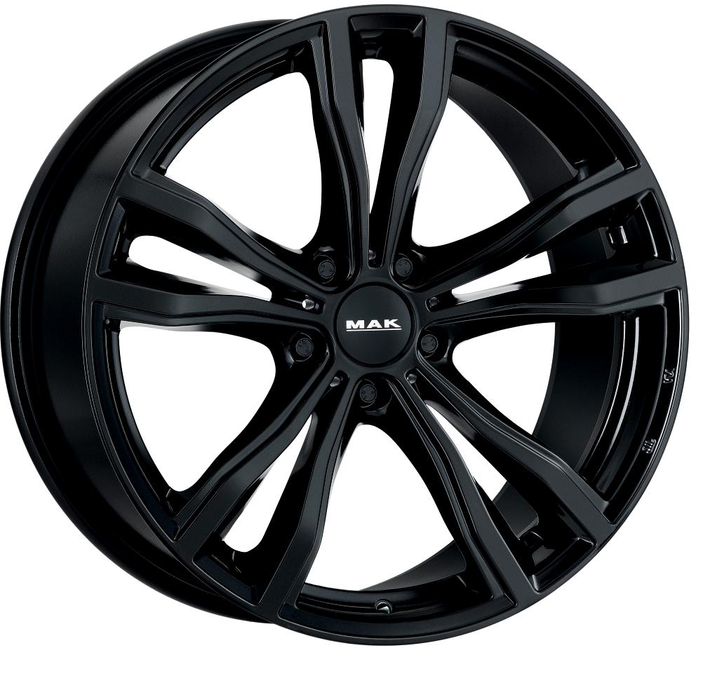 Mak X-Mode Gloss Black