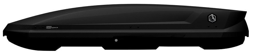 Strešný box Northline EvoSpace Carbon