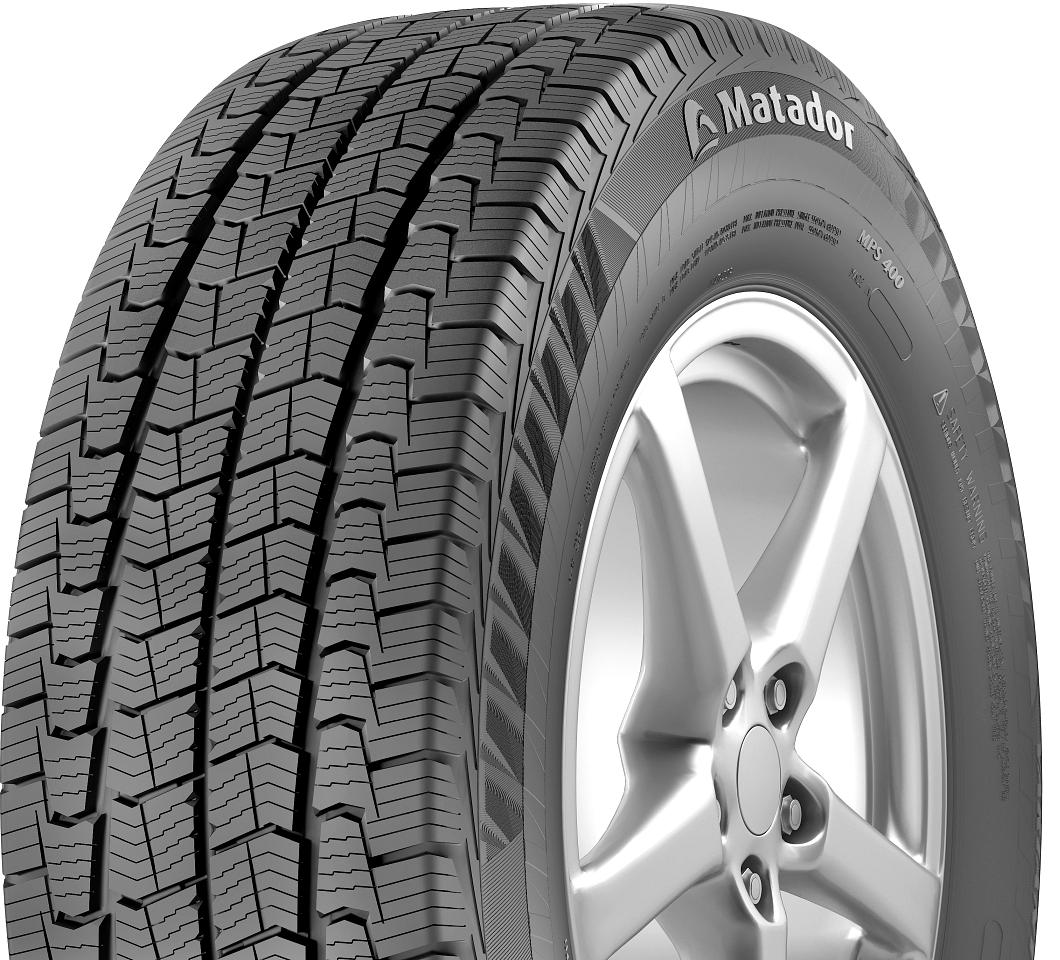 Matador MPS400 Variant All Weather 2 195/70 R15C 104/102R M+S 3PMSF 8PR