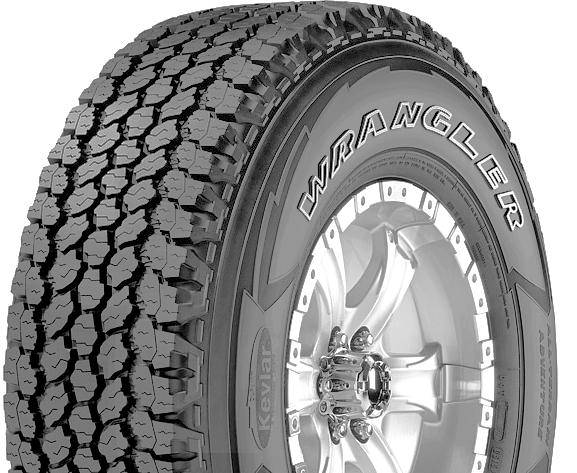 Goodyear Wrangler A/T Adventure 255/65 R17 110T M+S