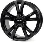 Carmani 9 Compete Black Matt