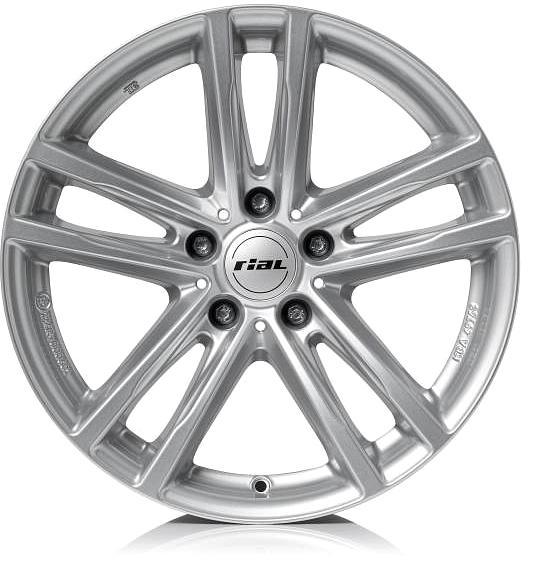 Rial X10 Polar Silver PS