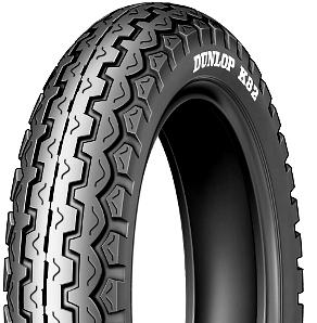 Moto pneu3.00 - 18 47S TT Dunlop K82