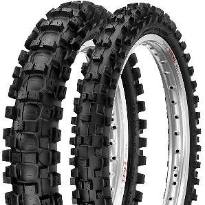 Moto pneu90 / 100 - 14 49M TT Dunlop GEOMAX MX31