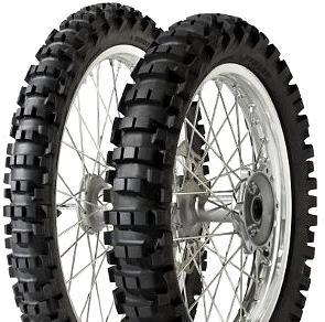 Moto pneu100 / 90 - 19 57M TT Dunlop D952