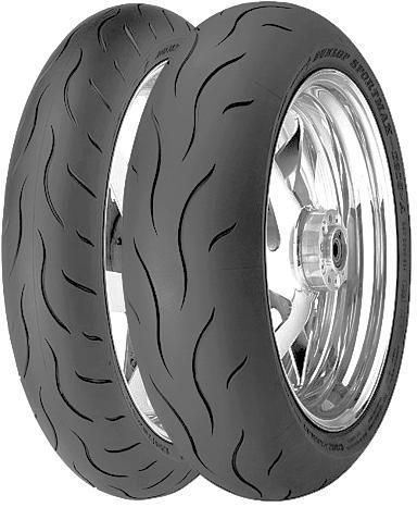 Dunlop SportMax D208 120/70 R17 58H F TL SM