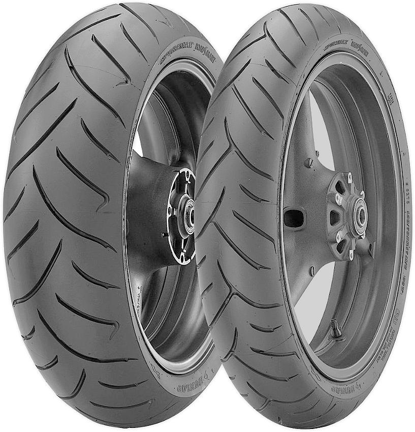 Dunlop SportMax RoadSmart 120/70 ZR17 58W F TL