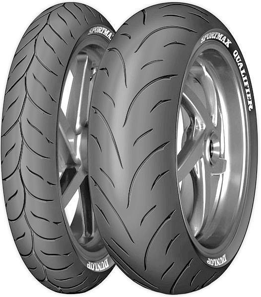 Dunlop SportMax Qualifier 180/55 ZR17 73W R TL