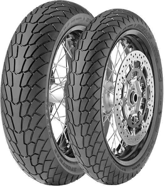 Dunlop SportMax Mutant 120/70 ZR17 58W F TL