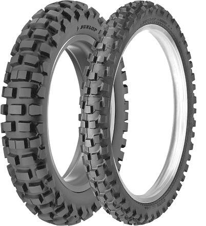 Dunlop D606 90/90-21 54R F TT