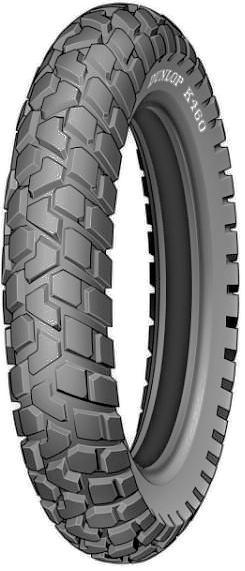 Dunlop K460 90/100-19 55P F TT