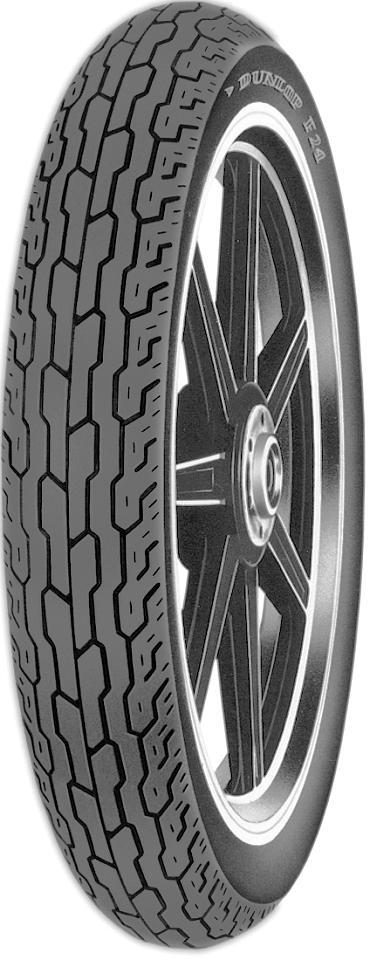 Dunlop F24 110/90-19 62H F TL G