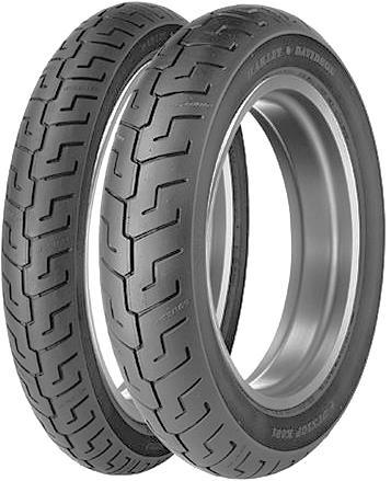 Dunlop K591 100/90-19 51V F TL HD