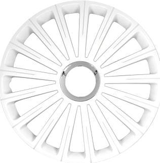 Puklice Radical Pro White 15