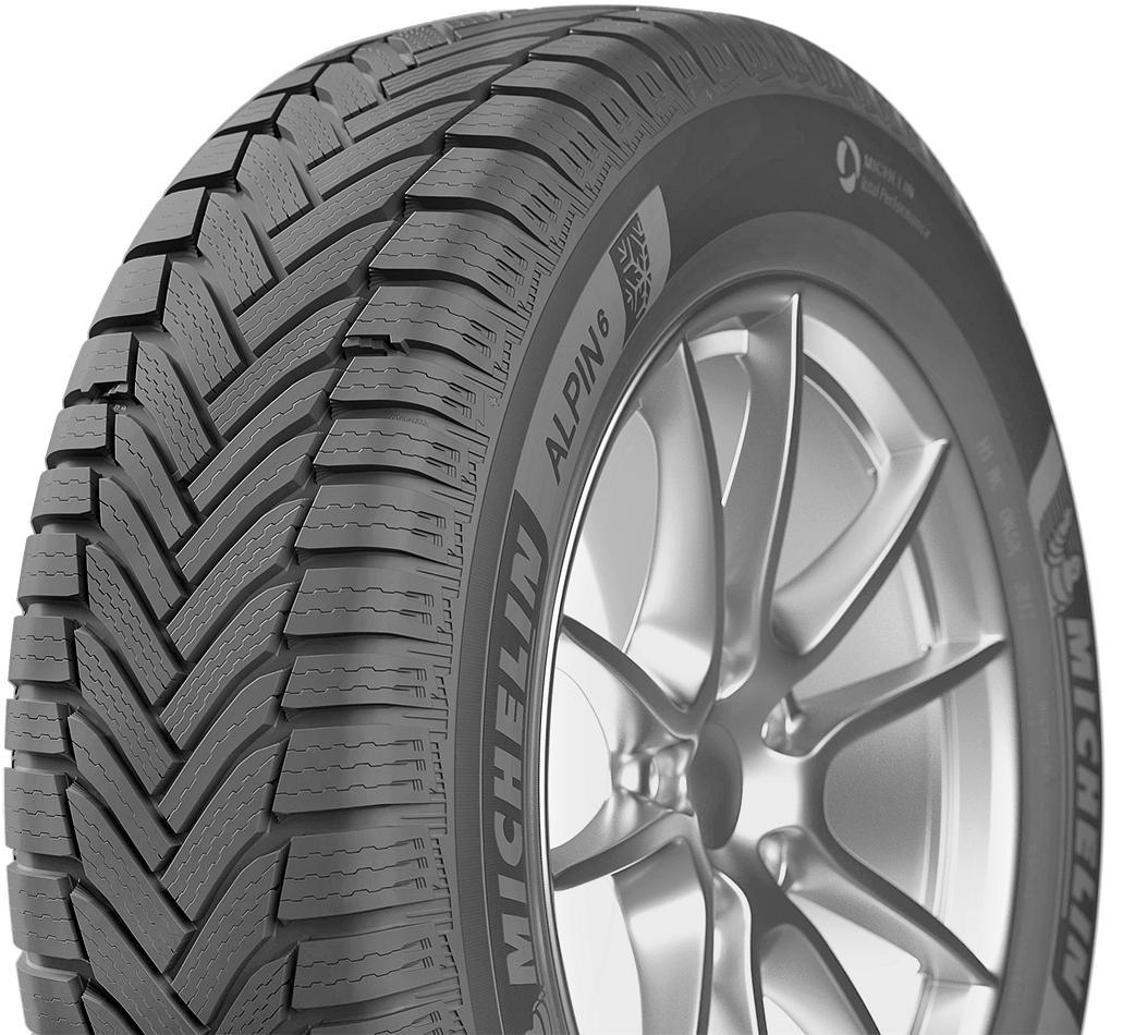 Michelin Alpin 6 195/65 R15 91H M+S 3PMSF